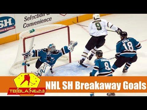 NHL Shorthanded Breakaway Goals