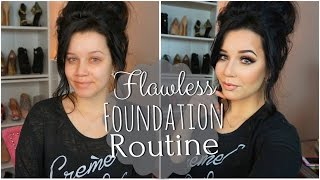 My Flawless Foundation Routine