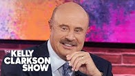 Watch Dr. Phil Get Choked By A Bra