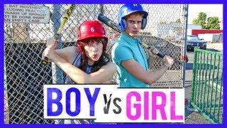 BOY VS GIRL W/ JOEY GRACEFFA