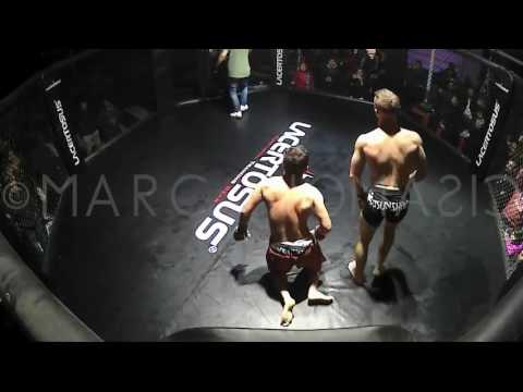 Fight Night IV - Alban Sinani vs Michelangelo Lupoli