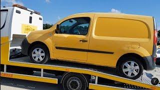 Приехали три Renault Kangoo ZE с небольшим пробегом!