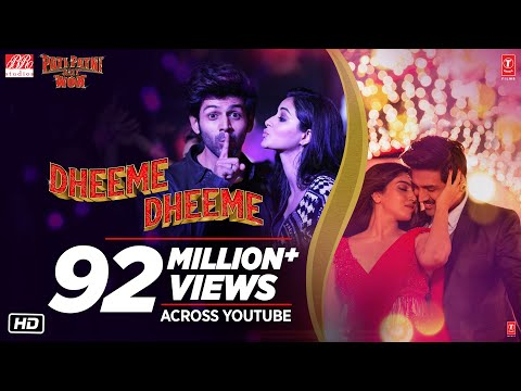 Dheeme Dheeme Video Song - Pati Patni Aur Woh