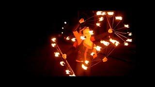 Фаершоу от Nikfire Огненное шоу в Николаеве