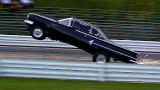 1960 Bel-Air Monster Wheelie!