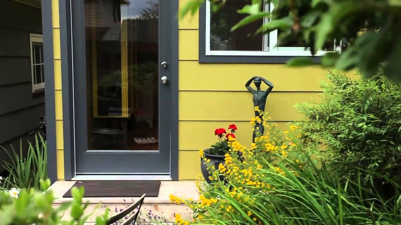 Modern Shed Portland Home Office   YouTube