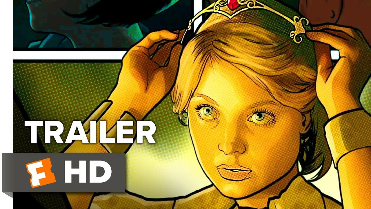 Professor Marston & The Wonder Women Comic Trailer (2017) | Movieclips Trailers