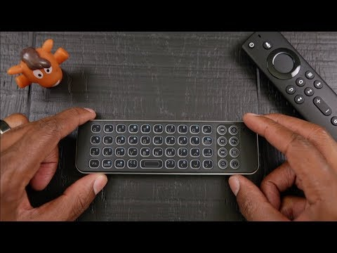 Best Bluetooth Keyboard For Any Android TV Streaming Device