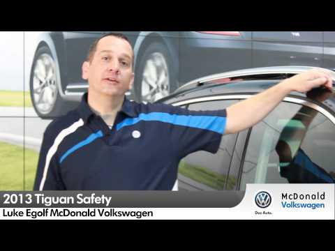 2013 VW Tiguan Safety Features - Centennial, CO