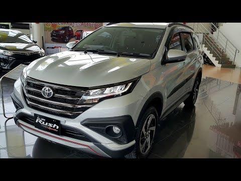 Toyota Rush TRD Sportivo 2018 MT 1.5