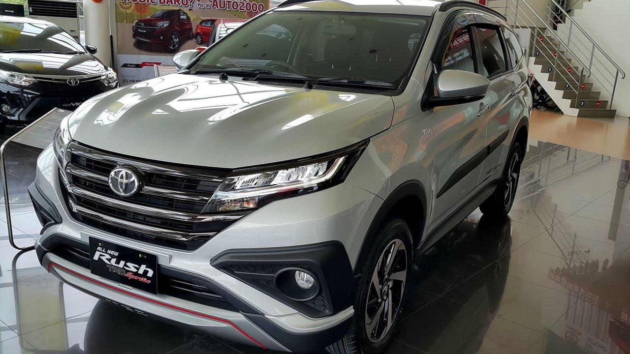 Grand New Avanza Vs All Rush Malaysia Toyota Trd Sportivo 2018 Mt 1 5 Youtube