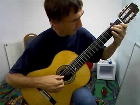 Cavatina stanley myers guitar andreas lindae