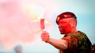 Морская пехота ВМФ России празднует 310-ую годовщину со дня образования