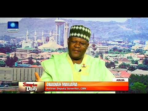 Benue Attacks Part Of Global Conspiracy Against Nigeria - Fmr CBN Executive |Sunrise Daily|