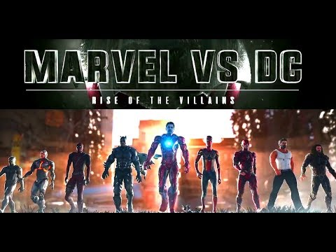 Download Marvel vs DC - Rise of the Villains
