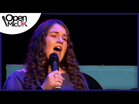 HALLELUJAH performed by SHANNON at Glasgow Open Mic UK Music Competition