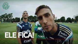 A TV Palmeiras/FAM conta por que Rafael Marques ficou