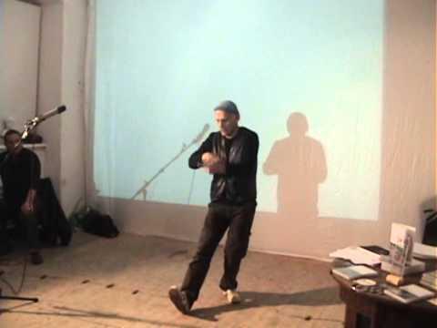 Christian Ide Hintze,poezie performativa,  fragment