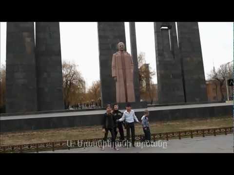FIO - city tour in Yerevan