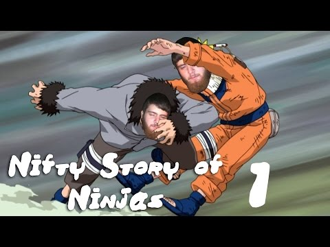 Nifty Story of Ninjas: Part 1- in the beginning