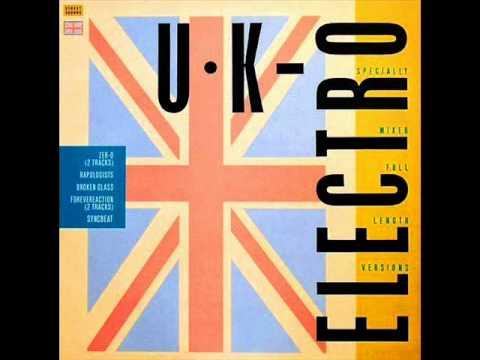 Street Sounds UK Electro (1984) [1/4] [Re-Upload]