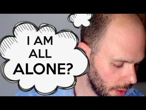 HOW TO STOP FEELING LONELY |  STOP FEELING LONELY (4 STEPS)