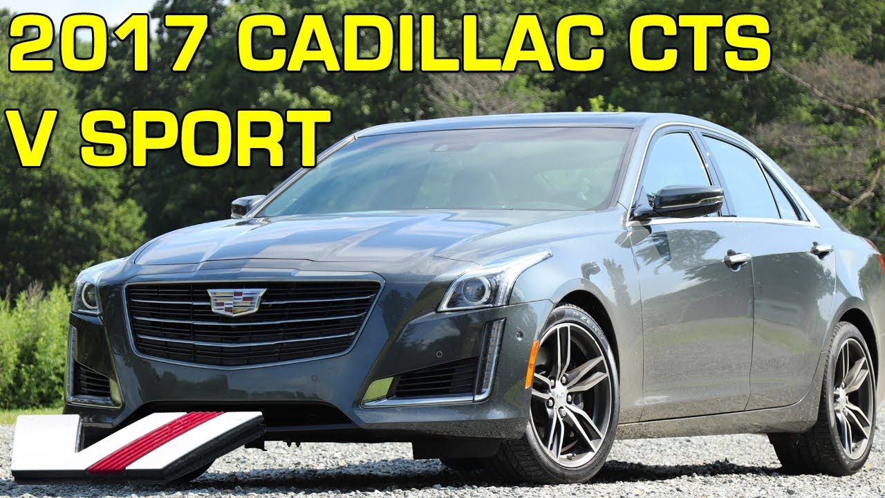 2017 Cadillac Cts V Sport An Amazing Machine With One Major Flaw