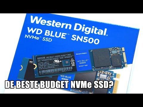 WD Blue SN500: De beste NVMe SSD in het budgetsegment?