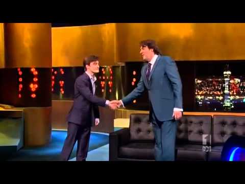 The Jonathan Ross Show -  Sir David Attenborough, Daniel Radcliffe, Noel Fielding, Seal Part 1