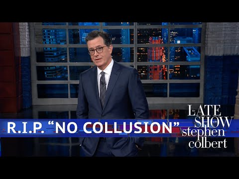 We've Come A Long Way From 'No Collusion'