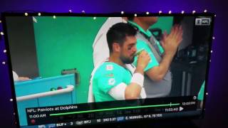 Michael Floyd killer block versus Dolphins