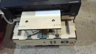 видео Текстильные чернила для принтера. Что выбрать?