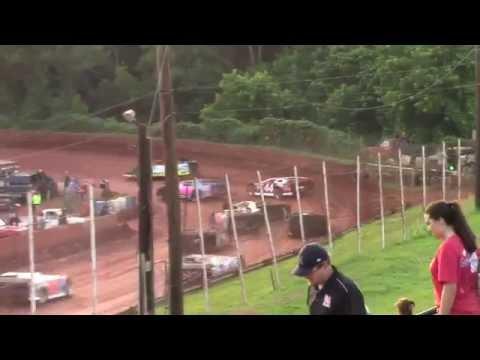 Winder Barrow Speedway Hobby Feature Race 6/13/15