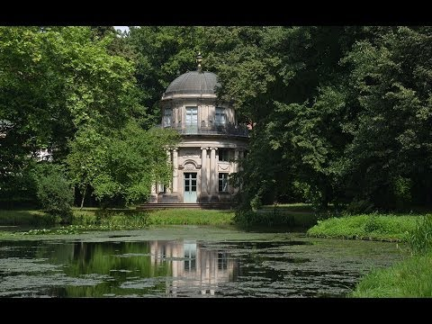 Pillnitz Castle The Park Dresden