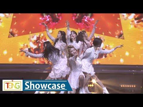 GFRIEND(여자친구), 'Sunrise' (해야) Showcase stage (Time for us) [통통TV]