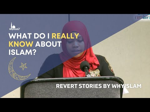 Follow my fore father's religion? What do I REALLY know about Islam?