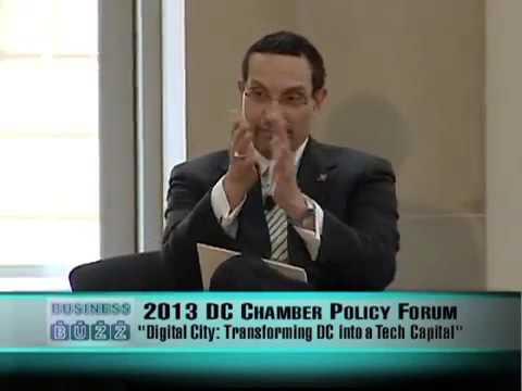 Digital City: Transforming DC Into A Technology Capital