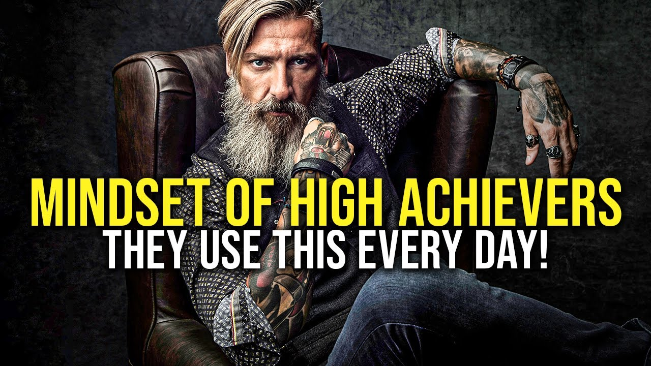 Download THE MINDSET OF HIGH ACHIEVERS #4 - Powerful Motivational Video for Success