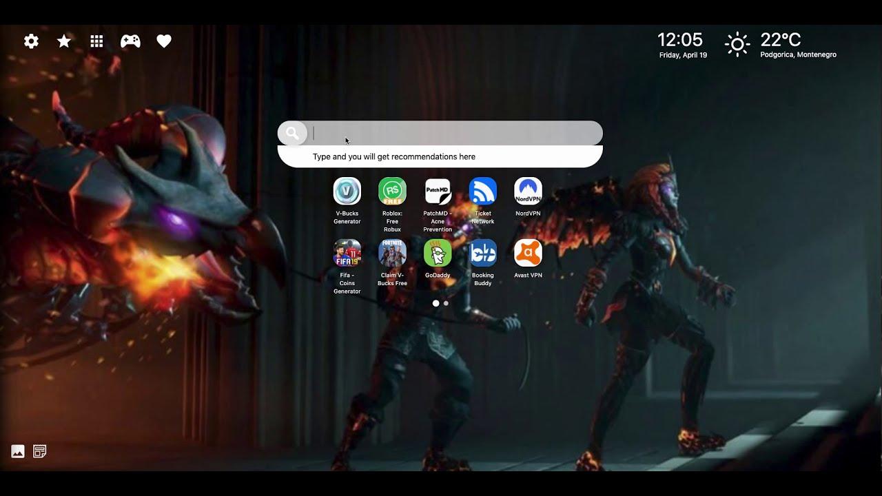Fortnite Season 9 Theme & Fortnite Wallpaper - Chrome Web Store