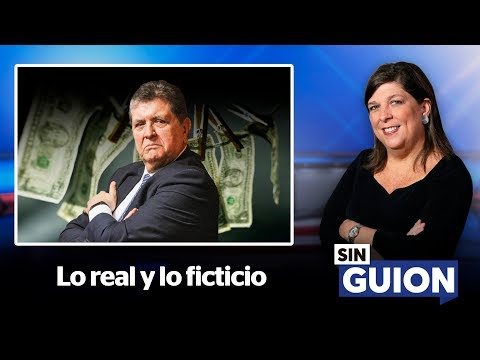 Lo real y lo ficticio - SIN GUION con Rosa María Palacios