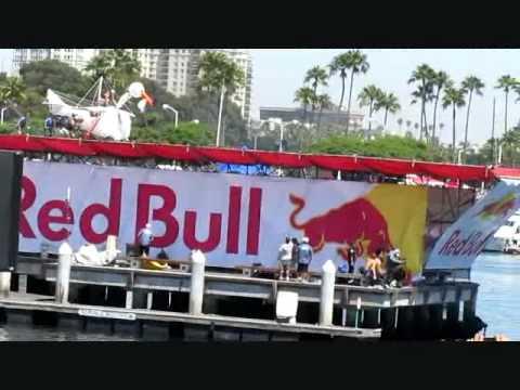 Red Bull Flugtag 2010 - Long Beach - Flight Highlight Reel
