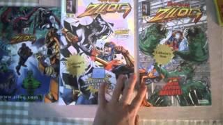E002 Zilog comicbook mailbag 24-3-2014