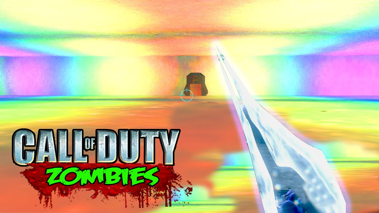 Zombies halo sword hilarious call of duty zombies map mods world hilarious call of duty zombies map mods world at war youtube gumiabroncs Choice Image