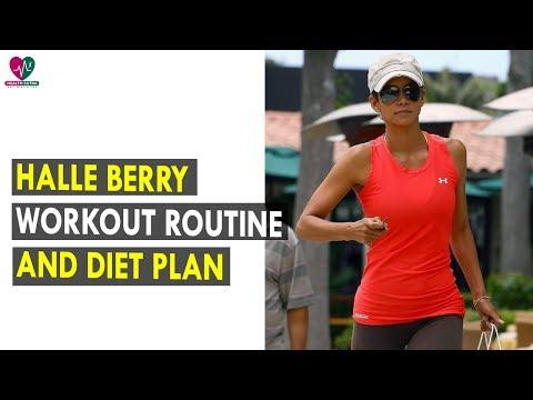 Halle Berry Workout Routine & Diet Plan || Health Sutra - Best Health Tips