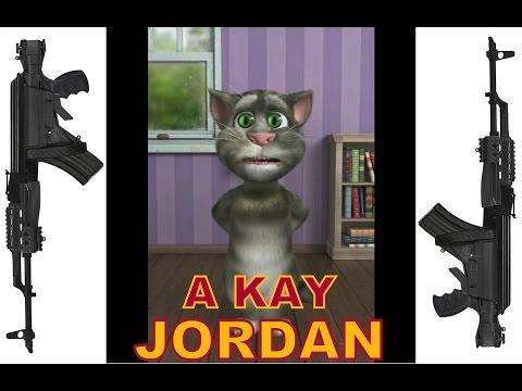 Jordan | A Kay | New song | Talking Tom Version | Must Watch.