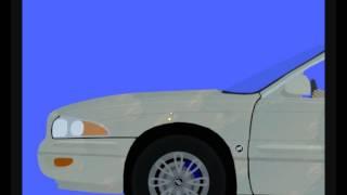 Algodoo Wet Car!