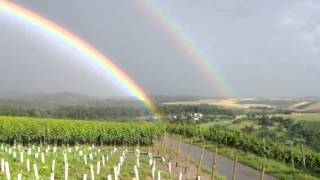 Double Rainbow in the Sky! July10. 2012