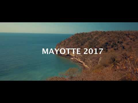 MAYOTTE 2017 - Sample Drone Footage (4K).partie 1