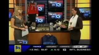Outdoor Gift Ideas with WLOS & Sarah Merrell