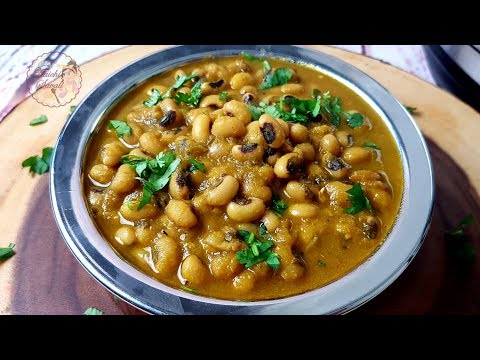 Homestyle Black Eyed Peas Curry In Instant Pot / Chavalichi Usal